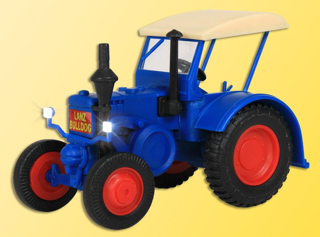 Viessmann HO 22267 Lanz-Bulldog-tracteur avec éclairage NEUF