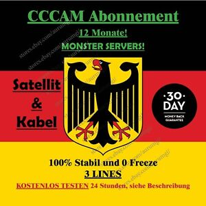 CCCAM-Abonnement-12-Monate-SAT-und-Kabel-Dreambox-vu-Price-24-95