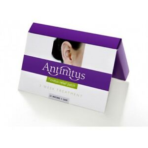 Antinitus-Relief-Patch-Tinnitus-Treatment-Sweden-Brand-2018