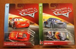 Fabulous Lightning McQueen Florida 500 Disney Cars Diecast 1:55 Scale