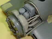 """Gmalb3202 1/32 CORSAIR F4U-1 """"BIRDCAGE"""" MOTORE Accessorio Bay TAMIYA TRUMPETER"""