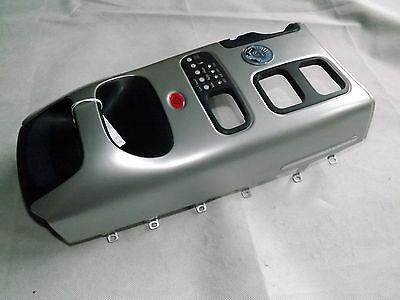 Gehäuse-Oberteil  Lux 1R Typ D820 Teile Nr.1050121,1050122 - Neuware