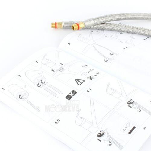 Küchenarmatur Spültisch Armatur Wasserhahn Küche Spülbecken Mischbatterie 111620