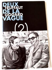 Dossier-de-Presse-DEUX-DE-LA-VAGUE-Truffaut-Godard-Comme-neuf