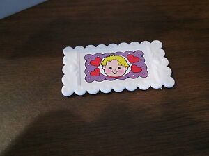 Fisher Price Little People Sweet Valentine Holiday New Letters Cards