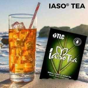 Iaso Tea Herbal Detox Weight Loss System 1 Week Supply Total Life