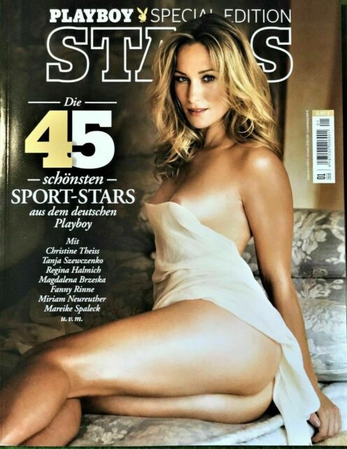 Playboy Sport Stars 2019 Special Edition from Germany : 45