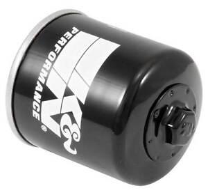 K-amp-N-Kn-Powersports-Filtre-Huile-Moto-KN-204