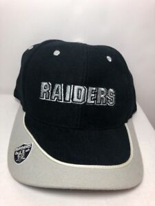 d7d5cfcb9e326b Image is loading Oakland-Raiders-Vintage-Logo-Athletic-Mens-NFL-Snapback-