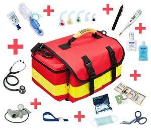 Notfalltasche Erste Hilfe Tasche Small Gefüllt Mit Eco Advance