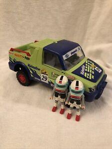 PLAYMOBIL 4421 Off Road Race Jeep Valvoline Rally Desert Truck