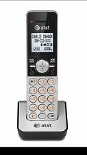 AT&T CL80103 DECT 6.0 Accessory Handset for CL82203 & Other Models, Black/Silver