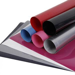 Heat Transfer Vinyl Iron-On HTV For DIY Fabric Garment Film Vinyl Roll