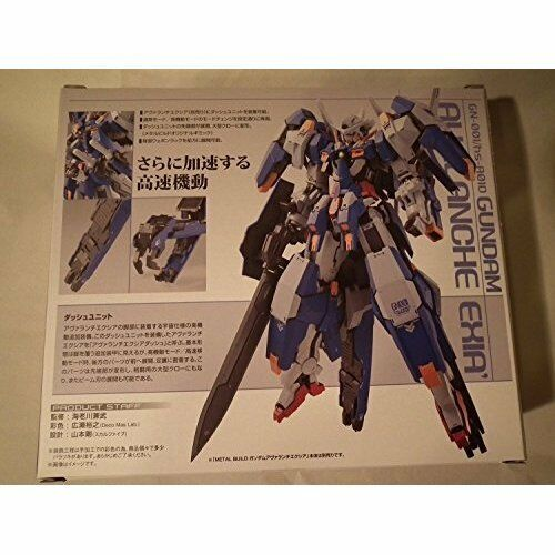 Metal Build Gundam 00 V Gundam Exia opción Parts Conjunto de avalancha
