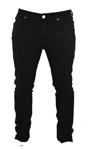88c9356a bnwt versace jeans stretch black comfort stretch slim fit pocket vj logo ...