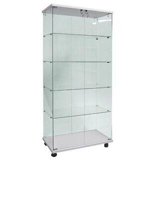 glasvitrinen,glasvitrine,vitrinenscharank kristal,Verkaufsvitrine,DE