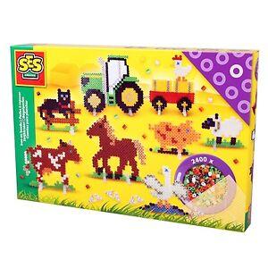 Ordentlich Bügelperlen Mit Steckplatten Für Kinder GroßEs Sortiment Bügelbilder Basteln & Kreativität
