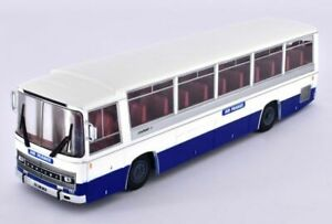 Ixo-Hachette-1-43-Autobus-Du-Monde-Berliet-Crusair-3-Bus-Coach-039-France-1969