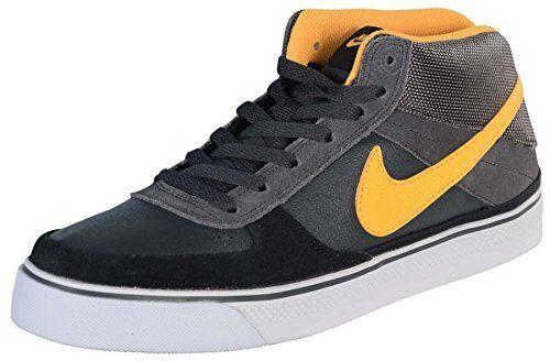 Nike Men's Mavrk MID 2, Size:12 ANTHRACITE/LASER ORANGE-BLACK  New