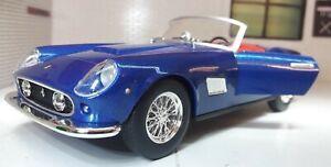 1957-Ferrari-250-Gt-California-Spinne-Lwb-1-24-Skala-Modelle-Detail-Modell