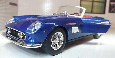 1957 Ferrari 250 Gt California Spinne Lwb 1 24 Maßstab Druckguss Detail Modell Ebay