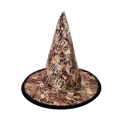 Halloween Fancy Dress Witch Hat Halloween Party Costume Prop Witches Hat Pop UK