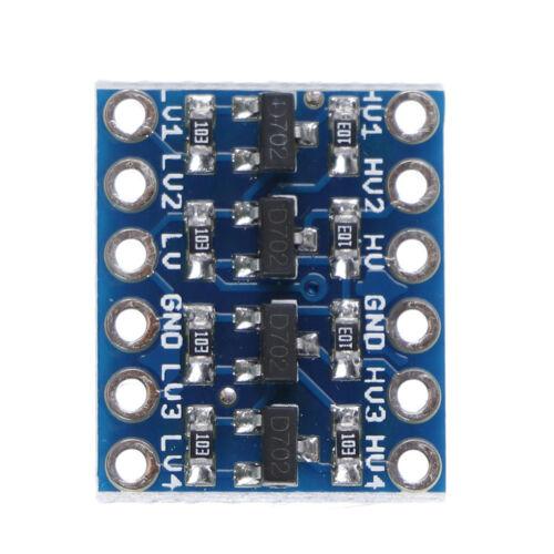 5Set 4 Channel Bi-Directional Logic Level Shifter Converter 3.3V-5V for Ardui
