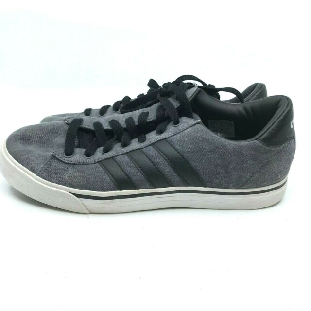 Size 7 - adidas Cloudfoam Super Daily Grey