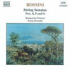 Gioachino Rossini - Rossini: String Sonatas Nos. 4, 5 and 6 (1998)