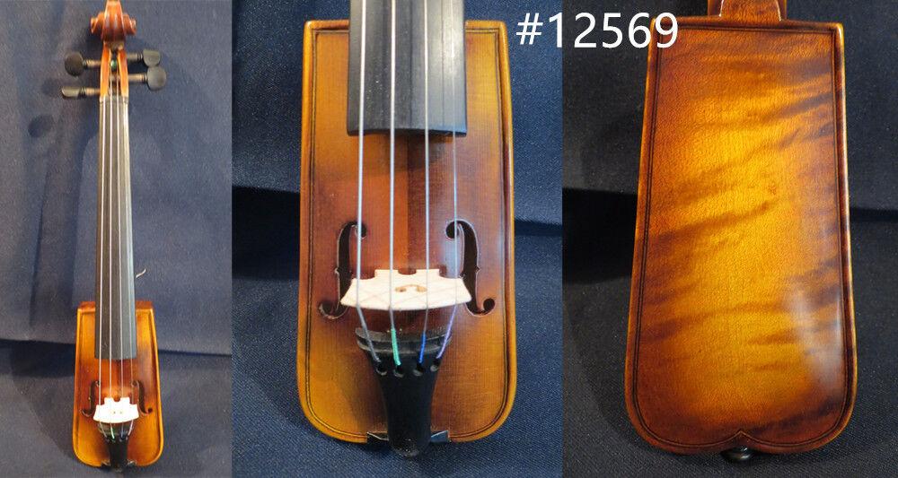 Baroque style Pochette violin SONG Brand Mini violin 5 3 4  sweet sound
