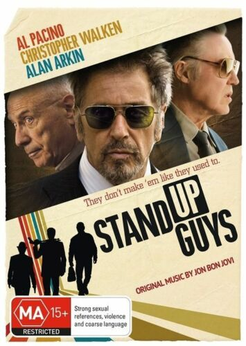 1 of 1 - Stand Up Guys (DVD, 2013)