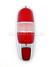 Mercedes 180 Ponton 1953-62 Chromed Red Clear Red Tail Light Lens New