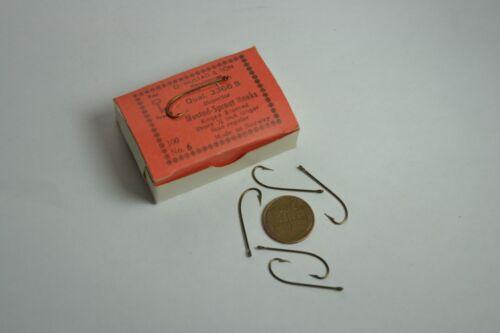 Streamer vintage Mustad Fly Hook Sélection 25 pcs Choix de nymphe humide