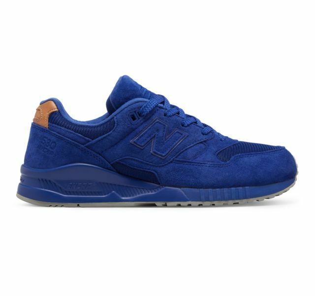 Neu in Box Herren New Balance 530 27.4ms Retro Schuhe M530MOB 311 999 Blau