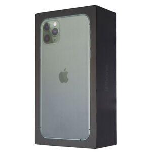 RETAIL-BOX-Apple-iPhone-11-Pro-Max-64GB-Midnight-Green-NO-DEVICE