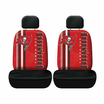 Tampa Bay Buccaneers Set Of 2 Rally, Tampa Bay Buccaneers Car Seat Covers