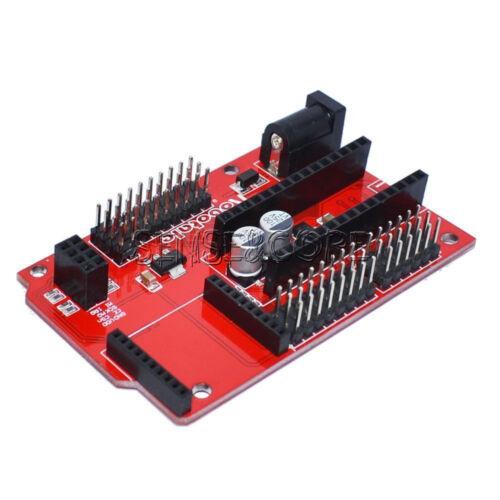 NANO Prototype Shield NANO IO Expansion Board with XBee//24L01 Interface Neu
