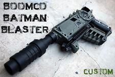 BOOMCO BATMAN PROP GUN, New - Custom Painted OD for COD / Halo LARP or Cosplay