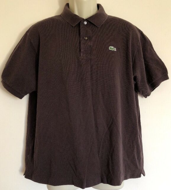 Lacoste Short Sleeve Polo Golf Shirt Large (7)