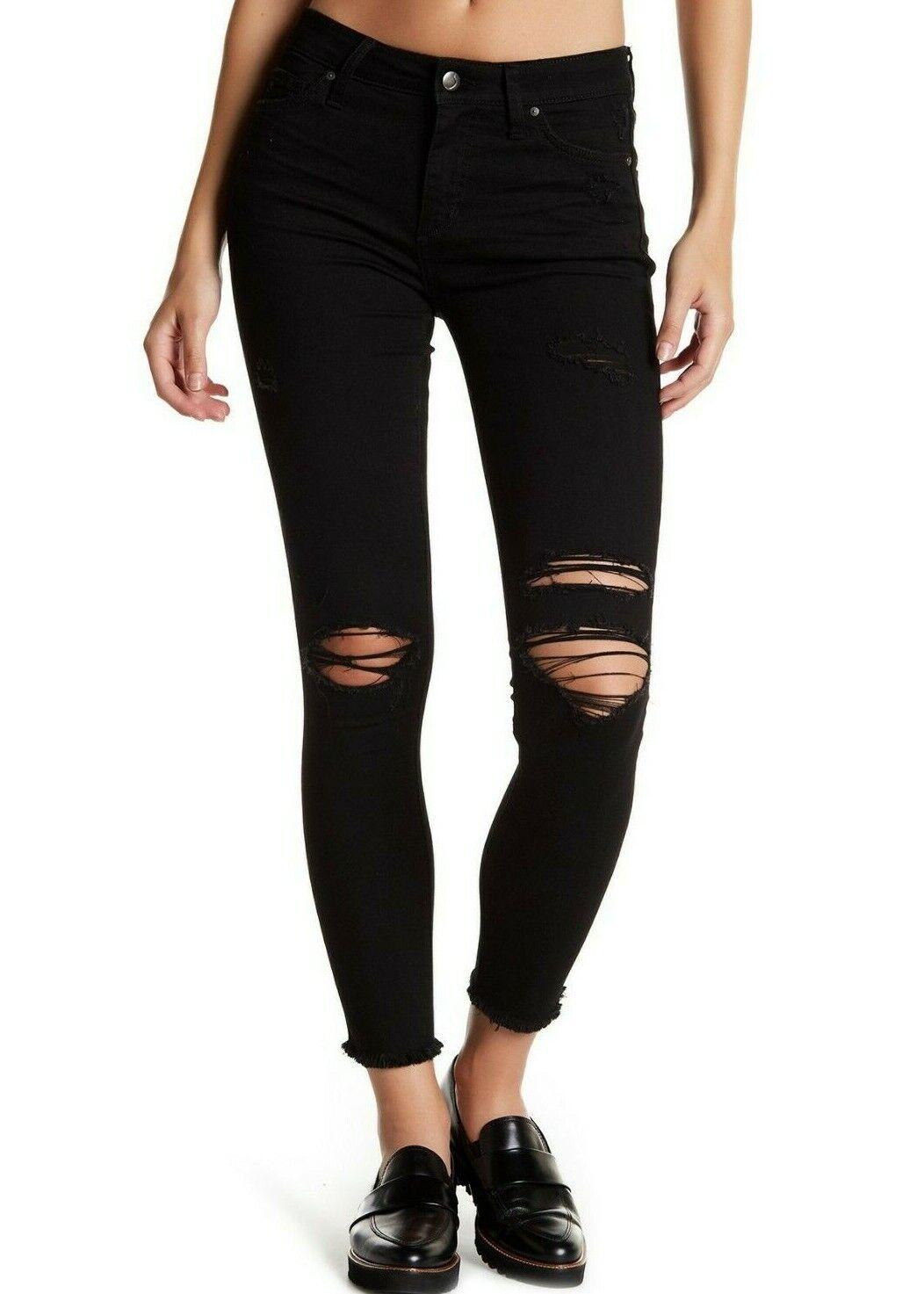 Nwt JOE´S Sz26 Skinny Knöchel Midrise Roh Saum Distressed Jeans Stretch   Exquisite (mittlere) Verarbeitung    Zürich    Langfristiger Ruf    Modern Und Elegant In Der Mode    Ausreichende Versorgung
