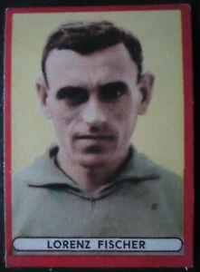 Sicker Sammelbild 227 Lorenz Fischer VfB Stuttgart 1963-64 Fußballalbum