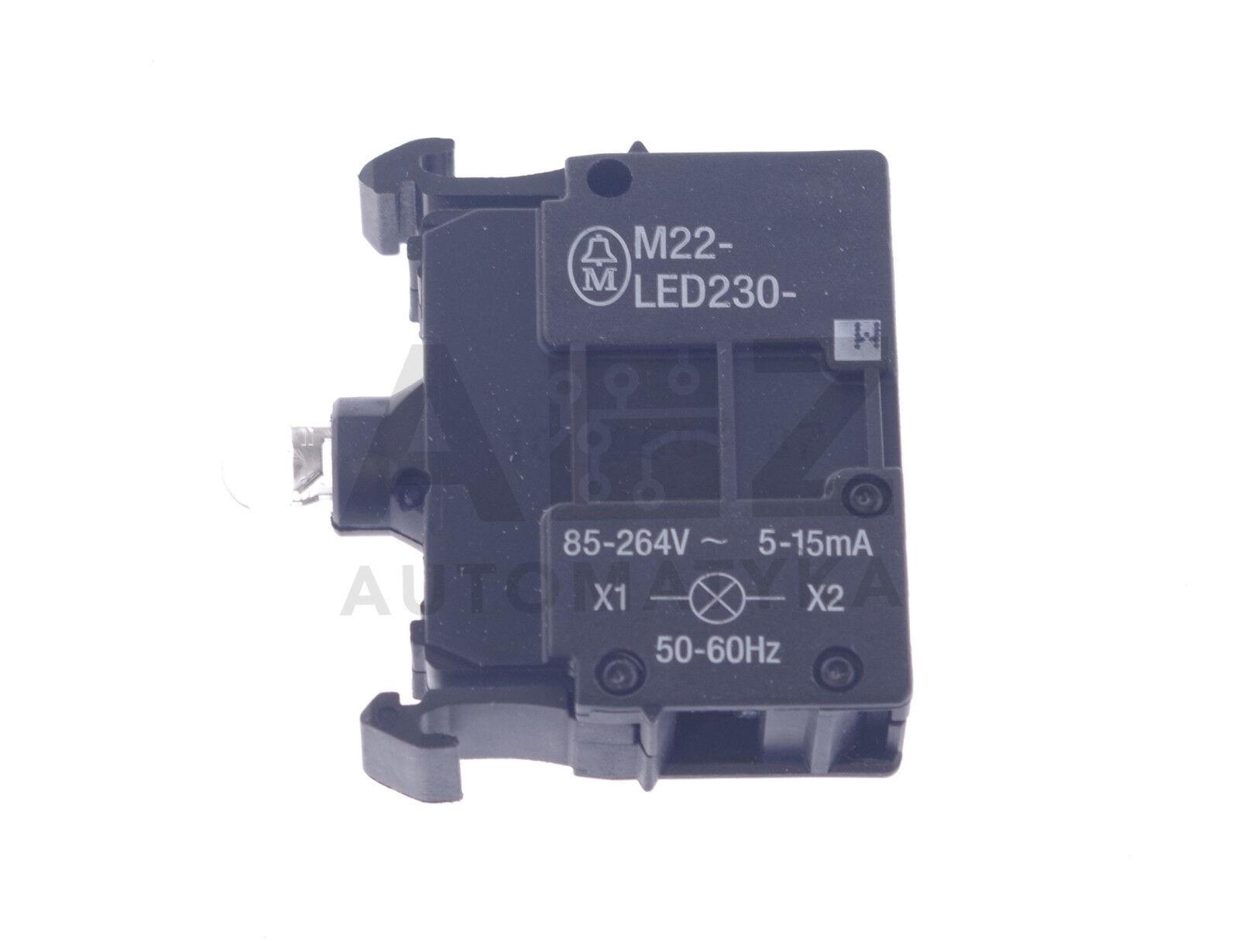 MOELLER M22-LED230-W M22LED230W 216563    10PCS    NEW