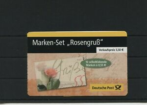 Germany-BRD-Federal-Stamp-Booklet-MH-51-Postmarked-Used-More-See-Shop