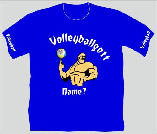 Volleyballshirt Volleyball T-Shirt Trikot Beach Turnier Netz Trainingslager 28