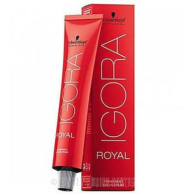 Schwarzkopf Igora Royal Hair Color 0-89 Red Violet Concentrate