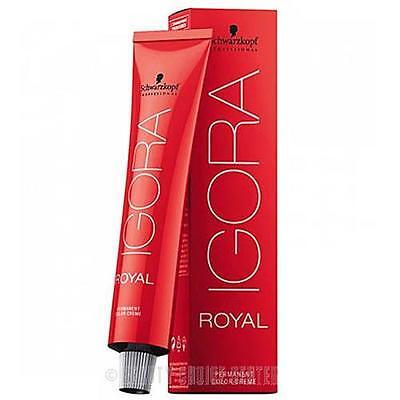 Schwarzkopf Igora Royal Hair Color 0-89 Red Violet Concentrate