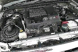 Toyota Hilux recon & runner engines