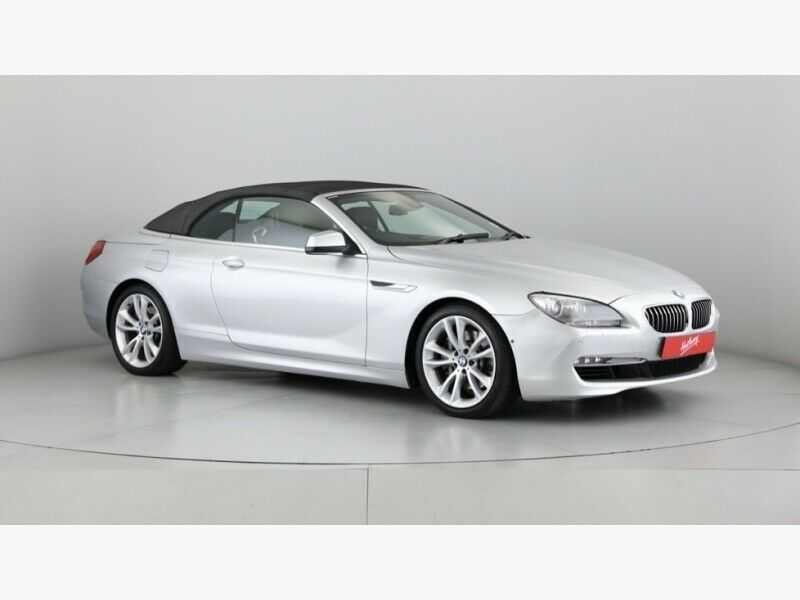 2012 BMW 640i Convertible Individual Sport Steptronic for sale!