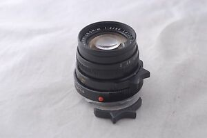 2-x-Leica-M-Camera-Lens-Focusing-Handle-for-Summicron-50mm-f-2-0-in-Mint-Cond