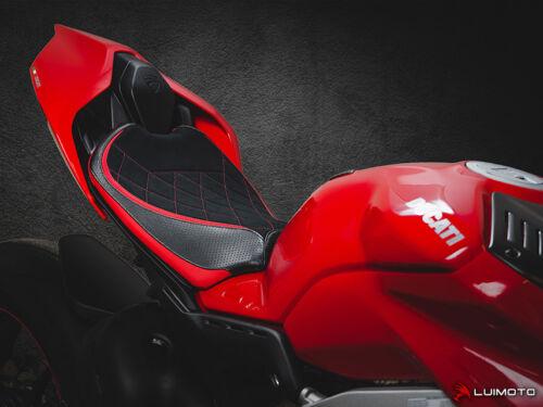 Diamond Sport Motorcycle Rider Seat Covers DUCATI PANIGALE V4 2018-2019 LUIMOTO